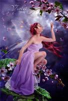 Violet by EstherPuche-Art