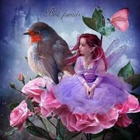 Best Friends by EstherPuche-Art