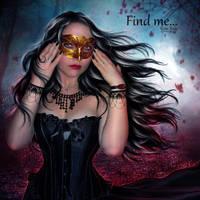 Find me... by EstherPuche-Art