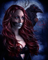 Ready for Halloween by EstherPuche-Art