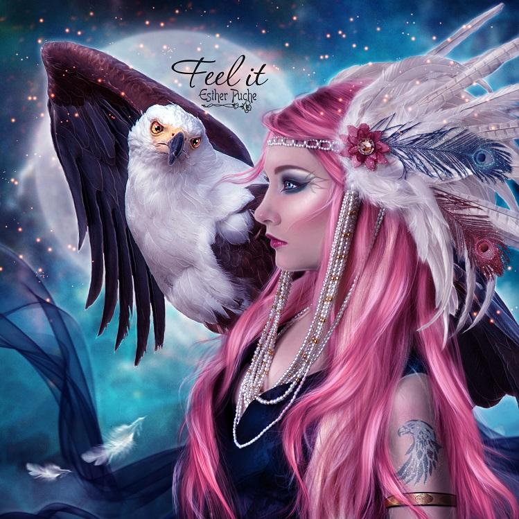 Feel it by EstherPuche-Art