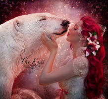 The Kiss by EstherPuche-Art