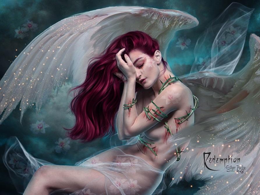 Redemption by EstherPuche-Art