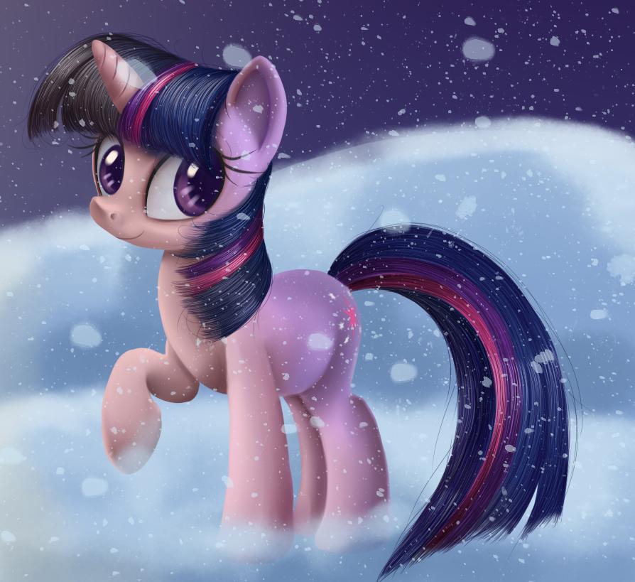 Twilight Sparkle by AlinaTF
