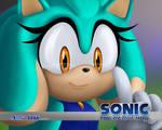 STh06: Kira The Hedgehog by AilaTF