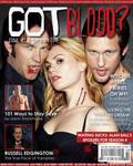 GOT BLOOD? - Magazine Cover