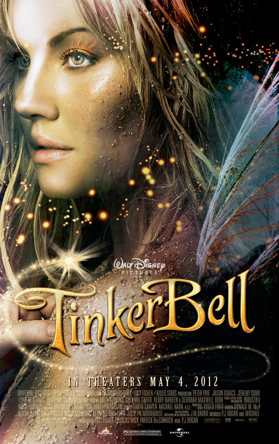 pin tinkerbell movie poster disney movies online new