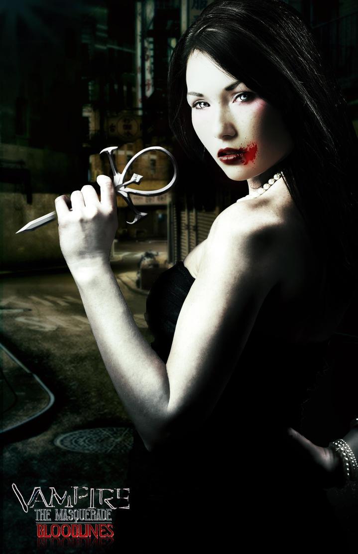 Vampire The Masquerade - Bloodlines -