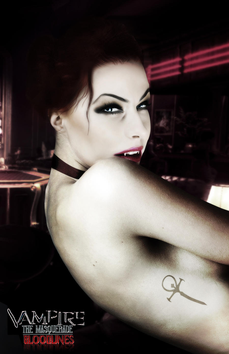 Anlisis Vampire,the masquerade:bloodlines - Forocete