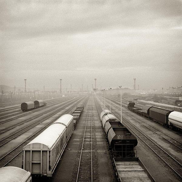 Gare de triage by madvax