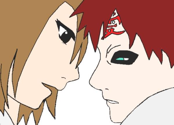 Matsuri And Gaara | www.imgkid.com - The Image Kid Has It! Gaara And Matsuri Kiss