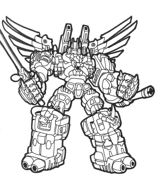 Predaking transformers coloring pages ~ Transformers Predaking Coloring Coloring Pages