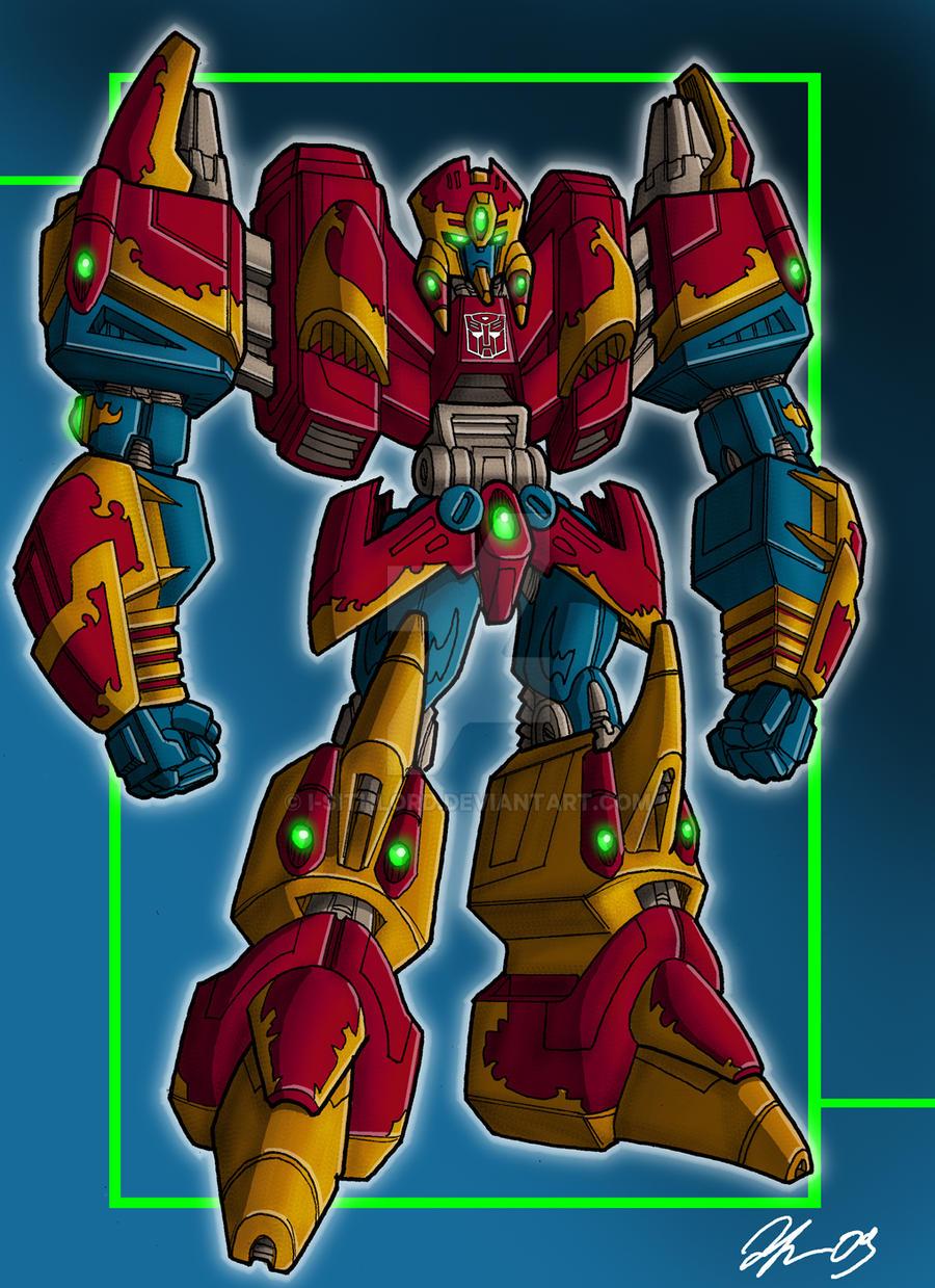 Myst Transformer for 10K