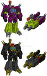 SoD Scorponok and Zarak