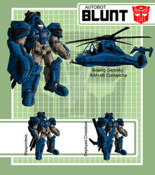 Autobot Blunt (contest version)