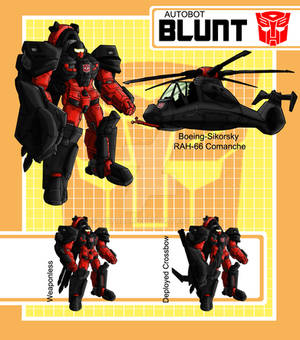 Autobot Blunt original version