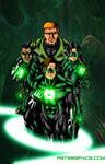 In brightest day