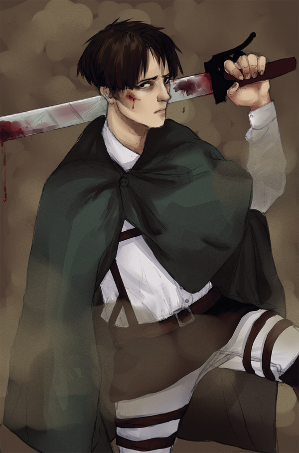 Levi | SNK by maayes