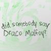 Draco by cuttlefishbella