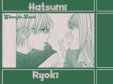 Hatsumi and Ryoki by PunkRckrRyoki