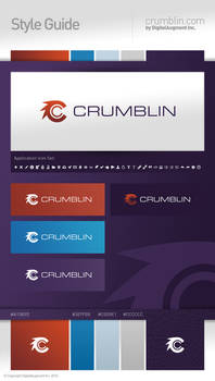Crumblin Style Guide