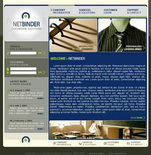 Netbinder Layout