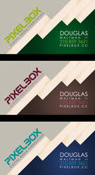 Pixelbox Business Cards