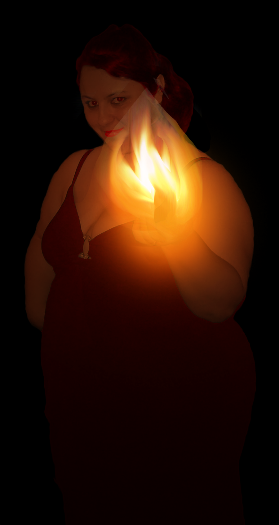 Flame Bbw 99