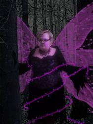 BBW Dark Fairy by Tkscz