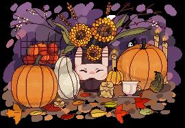 Fall by Vidma-chan