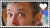 Christopher Moore Stamp by Captain-Grossaint