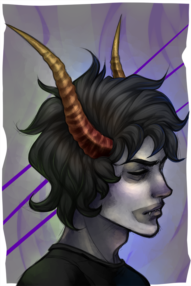 Gamzee by andarix