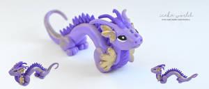 Fairytale Dragon by IcekaWorld