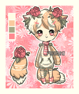 Blomma adopt set price (open) by 02x17