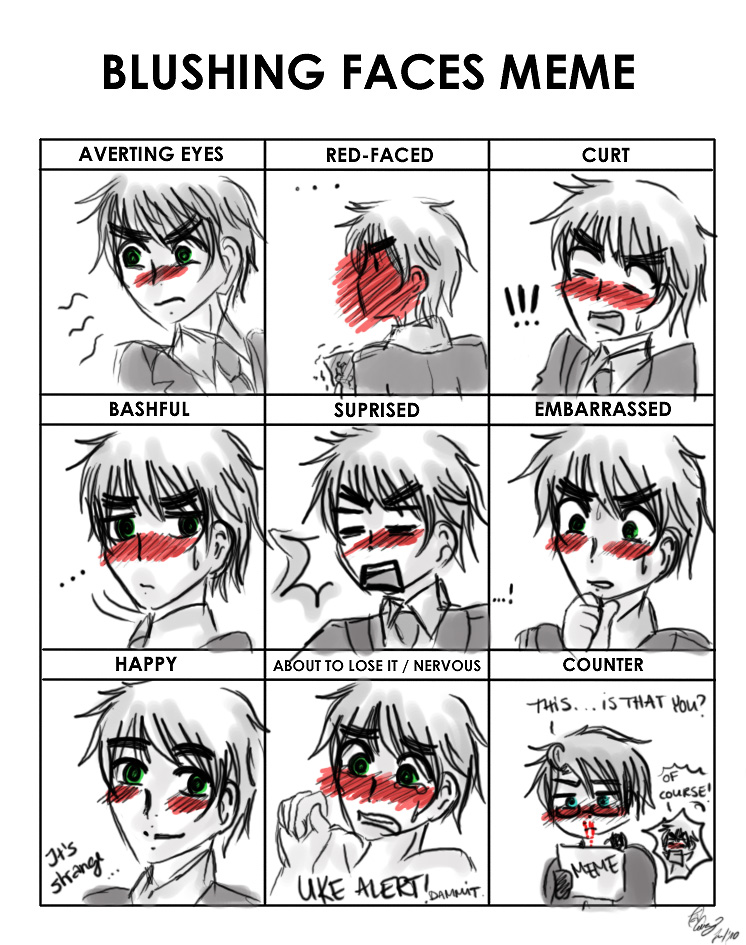 blushing_faces_meme__by_thegweny blushing faces meme by thegweny on deviantart