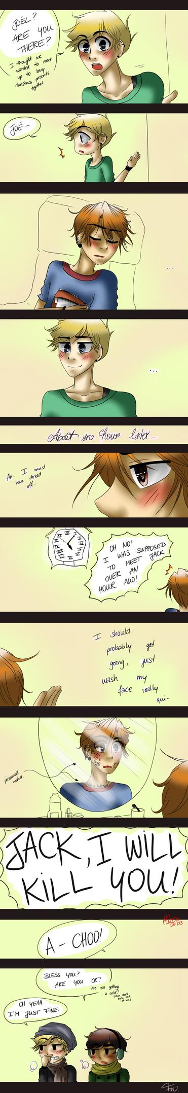 NHG: DOZED OFF. by TheGweny