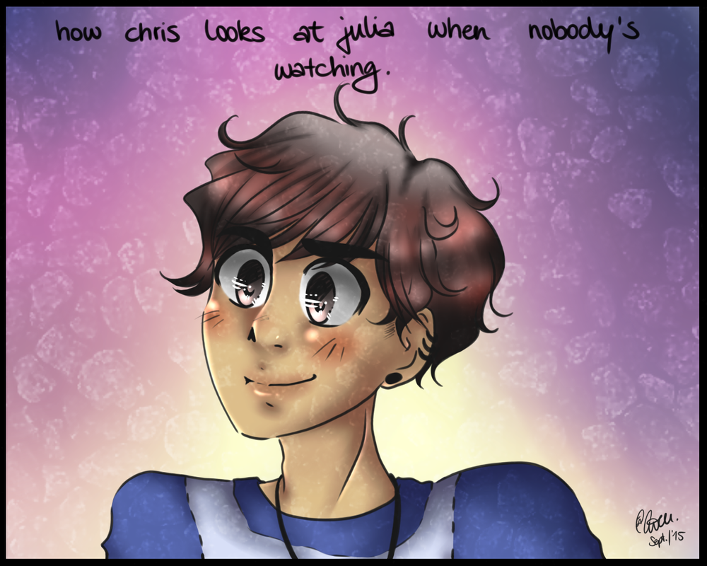 nhg: when nobody's looking. (4/6) by TheGweny
