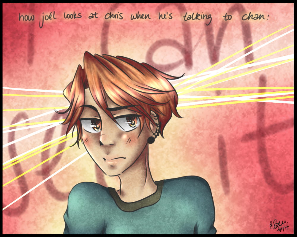 nhg: when nobody's looking. (5/6) by TheGweny