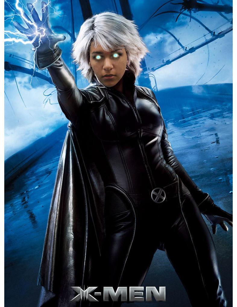 Storm X-Men movie poster by oreolove-96 on DeviantArt