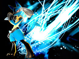 Lucario Wallpaper by LucarioBlood
