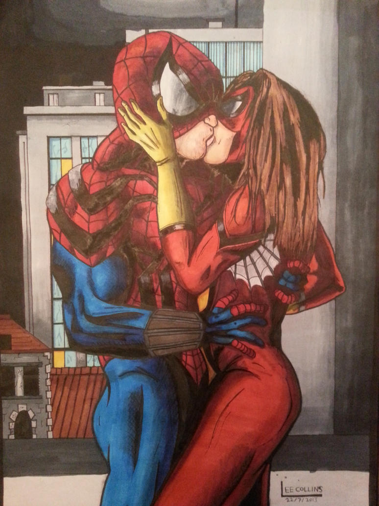 spiderman and spider woman relationship