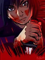 Murderer by Woxolf