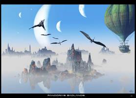 pandora's badlands by mickeyrem