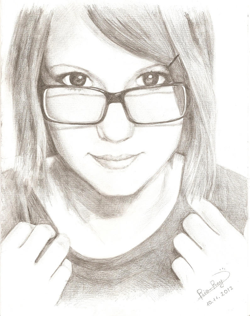 portrait by Rio-Rey