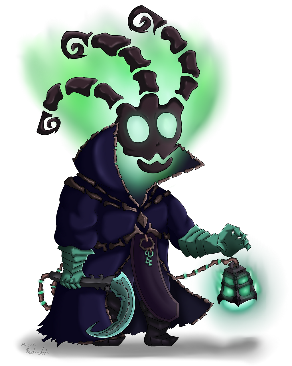league of legends thresh png - photo #12
