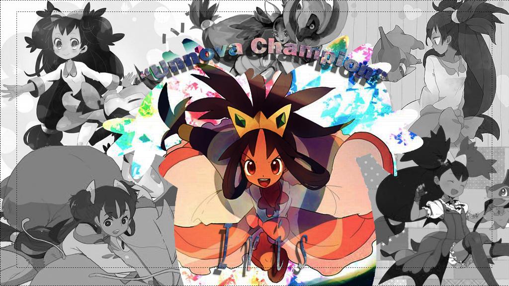 Pokemon Iris Champion Pokemon Images | Pokemon Images