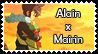 [Stamp] Marissonshipping-Hug by Chicashipera