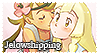 Jellowshipping - Stamp by Chicashipera