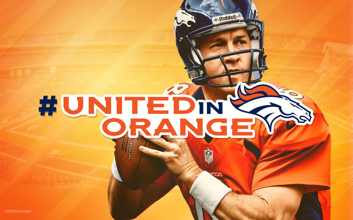 Denver broncos united in orange desktop background by yt458 on denver broncos united in orange desktop background by yt458 voltagebd Images