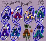 Skelian Adopts! SOLD